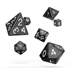 Marble: Black 12pc RPG Set