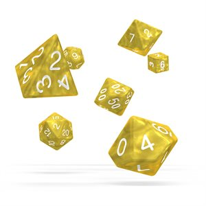 Marble: Yellow 7pc RPG Set
