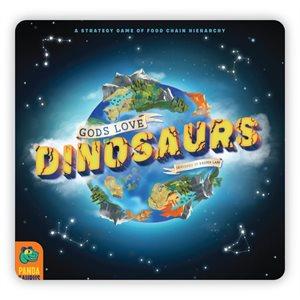 Gods Love Dinosaurs ^ OCT 21 2020