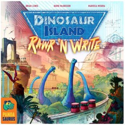 Dinosaur Island: Rawr N' Write ^ SEP 22 2021