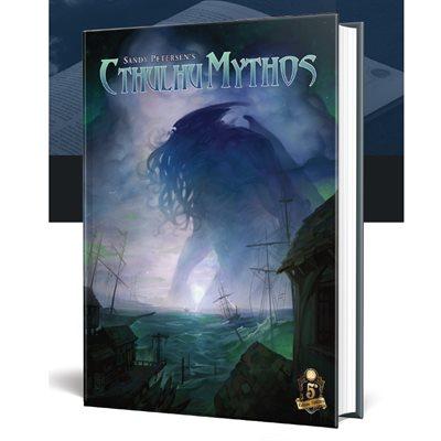 Sandy Petersen's Cthulhu Mythos for 5E (BOOK)