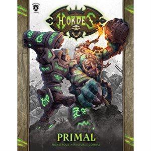 Hordes Primal Hc (BOOK)