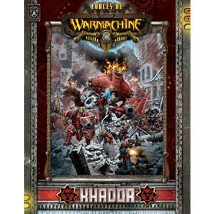 Forces of Warmachine: Khador Command HC (BOOK)