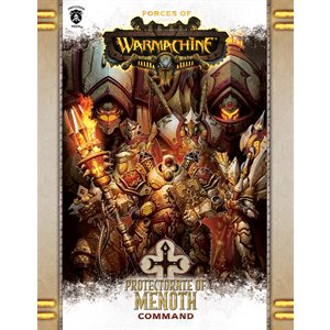 Forces of Warmachine: Protectorate of Menoth Command SC (BOOK)