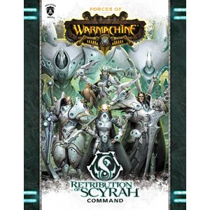 Forces of Warmachine: Retribution of Scyrah Command SC (BOOK)