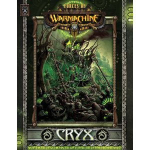 Forces of Warmachine: Cryx Command HC (BOOK)