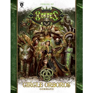 Forces of Hordes: Circle of Orboros Command SC (BOOK)