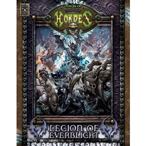 Forces of Hordes: Legion of Everblight Command SC (BOOK)
