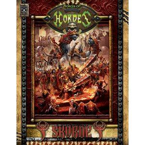 Forces of Hordes: Skorne Command SC (BOOK)