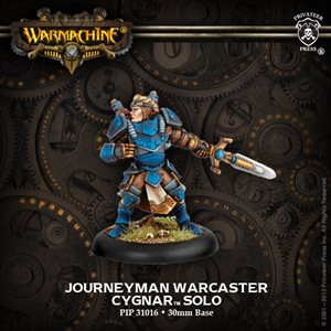 Cygnar: Journeyman Warcaster