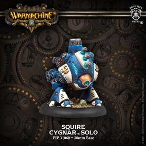 Cygnar: Squire Warcaster Attachment