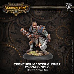 Cygnar: Trencher Master Gunner