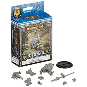 Cygnar: Firefly Light Warjack