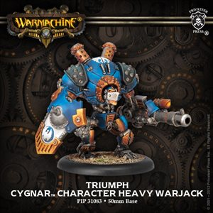 Cygnar: Triumph Warjack Upgrade Kit