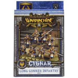 Cygnar: Long Gunner Infantry