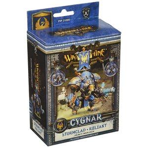 Cygnar: Reliant / Stormclad Warjack