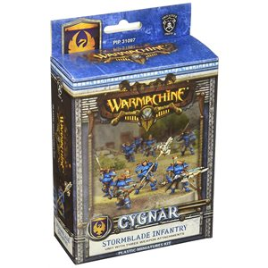 Cygnar: Stormblade Unit Box