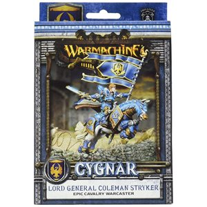 Cygnar: Lord General Stryker