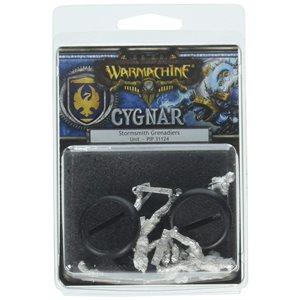 Cygnar: Stormshith Grenadiers