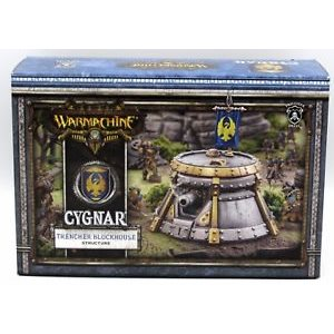 Cygnar: Trench Blockhouse: Structure (Resin)