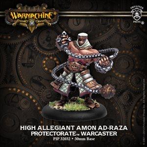 Protectorate: High Allegiant Amon Ad-Raza