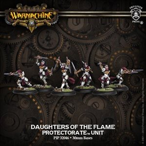 Protectorate: Daughters Of The Flame