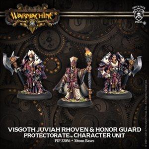 Protectorate: Visgoth Rhoven & Bodyguards