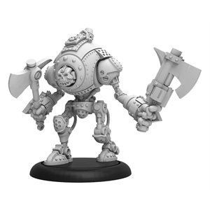 Mercenaries: Scallywag Privateer Light Warjack (metal / resin) ^ May 24 2019