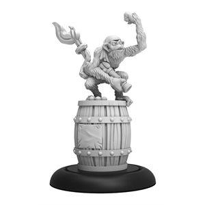 Mercenaries: Powder Monkey (metal / resin)