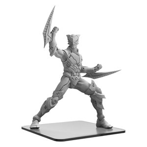 Monsterpocalypse - Zor Raiden: Shadow Syndicate Monster