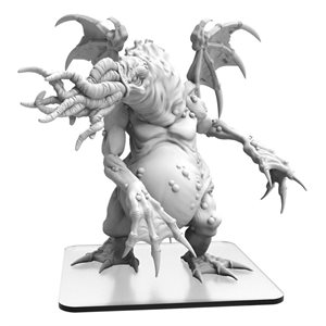 Monsterpocalypse: Destroyers Lords of Cthul: Yasheth (resin)