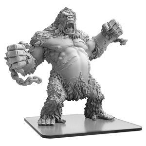 Monsterpocalypse: Protector King Kondo (metal / resin)