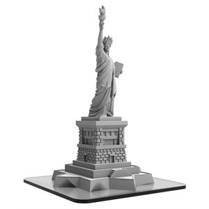 Monsterpocalypse: Terrain Statue of Liberty (resin)