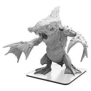 Monsterpocalypse: Leviathron – Tritons Monster (metal / resin)