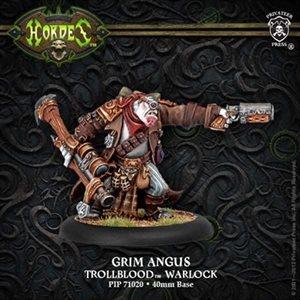 Trollbloods: Grim Angus