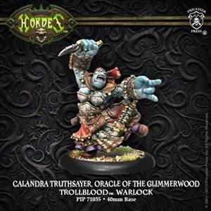 Trollbloods: Calandra Truthsayer