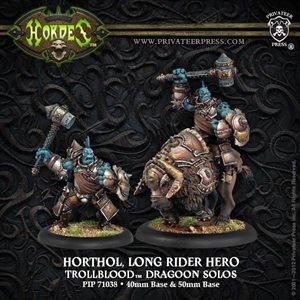 Trollbloods: Long Rider Champion