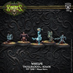 Trollbloods: Troll Whelps