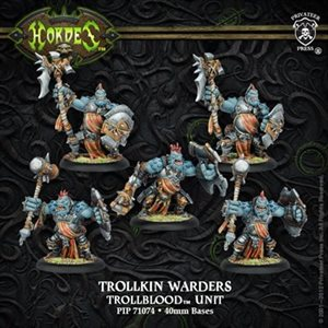 Trollbloods: Trollkin Warders