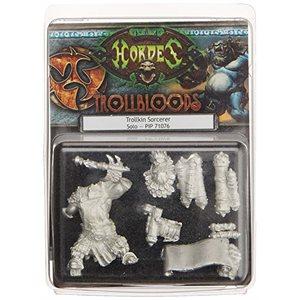 Trollbloods: Trollkin Sorcerer