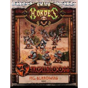 Trollbloods: Pig Burrowers