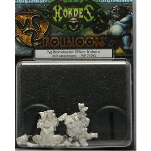 Trollbloods: Pyg Bushwhacker Officer Mortar