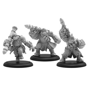 Trollbloods: Trollkin Barrage Team – Unit (3) (metal)^ NOV 2020