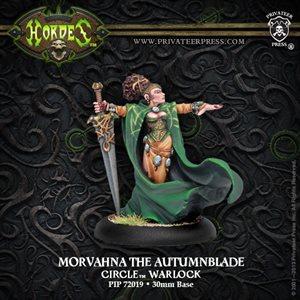Circle: Morvahna The Autumnblade