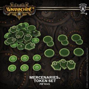 Mercenaries Mercenaries Token Set