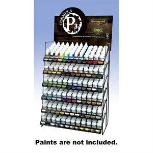 Formula P3 Paint Rack Empty
