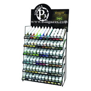 Formula P3 Paint Rack System