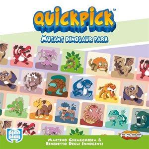 Quickpick Mutant Dinosaur Park