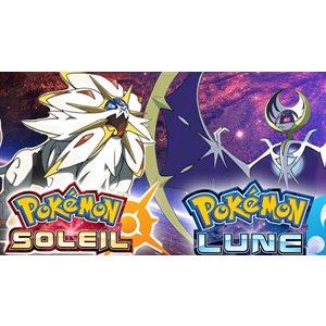 Pokemon: Sun & Moon Theme Decks (FRENCH ONLY)