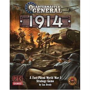 Quartermaster General: 1914 (Reprint)